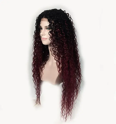 ADA - Natural Way Lace Front Synthetic Wig