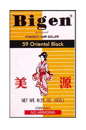Bigen Permanent Powder Hair Color