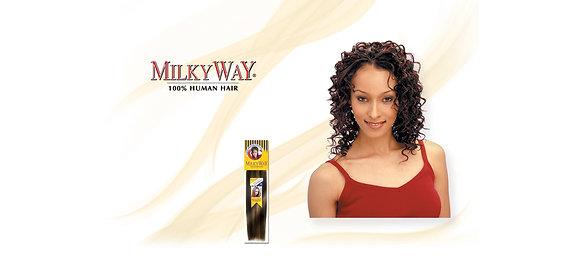 MilkyWay - Deep Wave Weave Human Hair Extensions