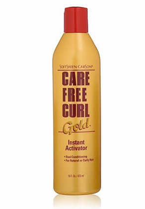 SoftSheen•Carson - Care Free Curl Gold - Instant Activator