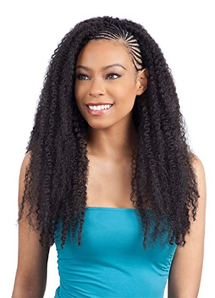 Model Model - Glance Braid - Caribbean Twist