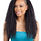 Thumbnail: Model Model - Glance Braid - Caribbean Twist