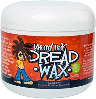 Knotty Boy - Dreadwax - Dark