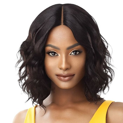 "CURLY 16"" - Outre The Daily Human Hair Wig"