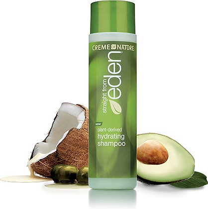 CREME of NATURE - Eden - Plant-Derived Hydrating Shampoo