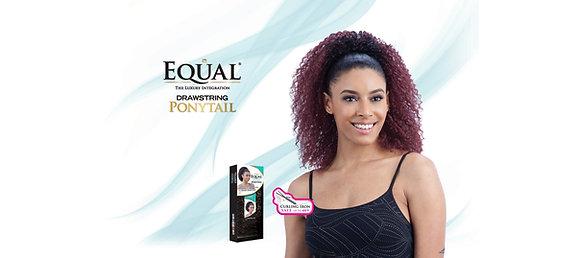 FREETRESS EQUAL DRAWSTRING PONYTAIL - STRAW TWIST GIRL
