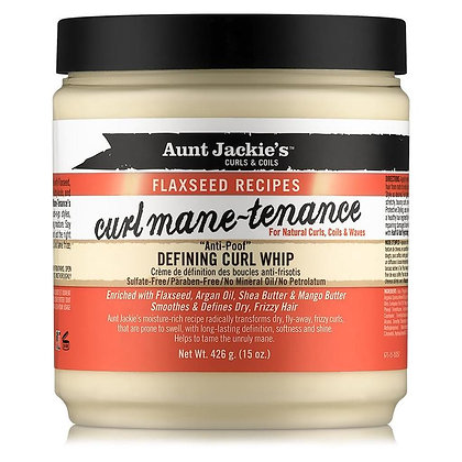 Aunt Jackie's Curls & Coils Defining Curl Whip