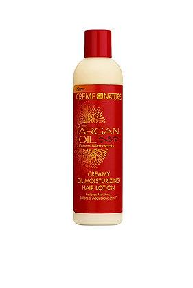 CREME of NATURE Argan Oil - Creamy Oil Moisturing Hair Lotion