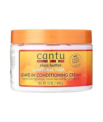 Cantu Natural Hair Leave In Conditioning Repair Cream
