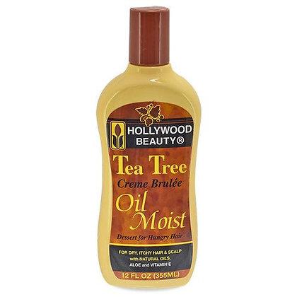 Hollywood Beauty - Tea Tree Crème Brulee Oil