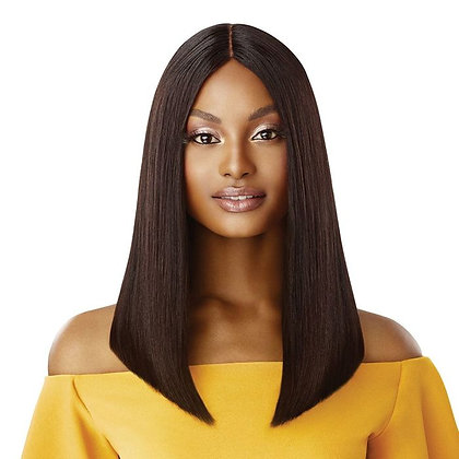 "STRAIGHT BLUNT 16"" - Outre The Daily Human Hair Wig"