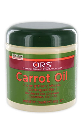 Original Root Stimulator (ORS) Carrot Oil Hair Creme