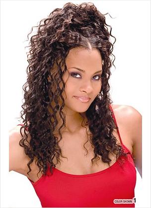 Model Model - Soft Deep Curl