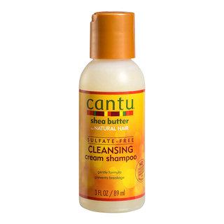 Cantu Natural Hair Sulfate Free Hydrating Cream Shampoo