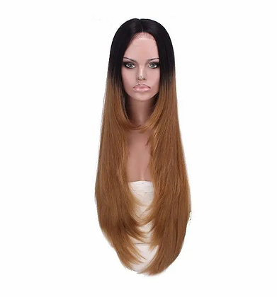 MAGGIE - Natural Way Lace Front Synthetic Wig