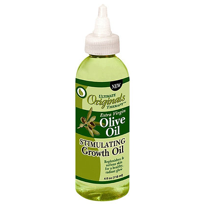 Africa's Best Ultimate Organics Olive Growth Oil