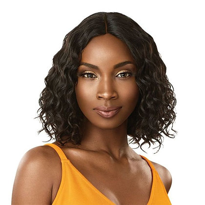 "CURLY BOB 12"" - Outre The Daily Human Hair Wig"