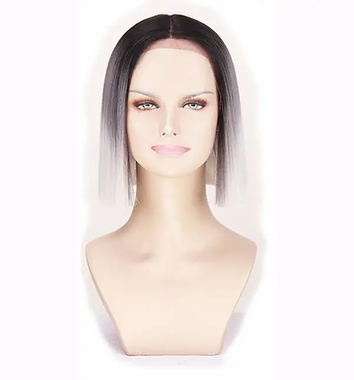 ABBY S - Natural Way Lace Front Synthetic Wig