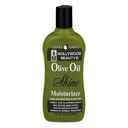 Hollywood Beauty - Olive Oil Shine Moisturizer