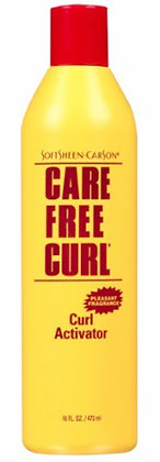 SoftSheen•Carson - Care Free Curl - Curl Activator