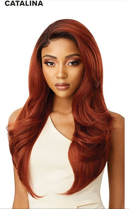 CATALINA - Outre Melted Hairline Lace Front Wig