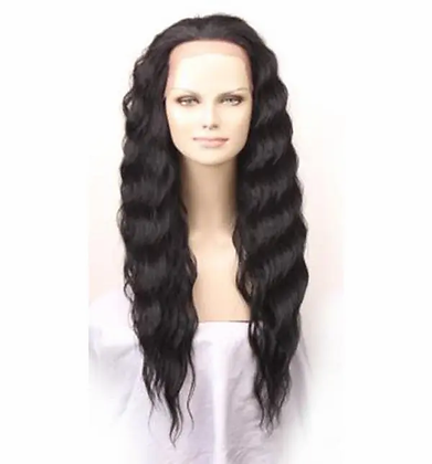 NANCY PLUS- Natural Way Lace Frontal Synthetic Wig
