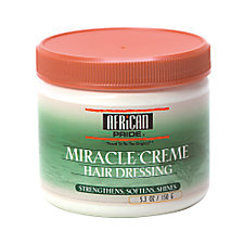 African Pride - Miracle Creme