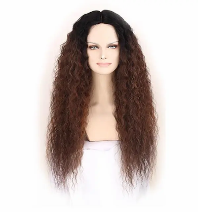 DIANA - Natural Way Lace Part Synthetic Wig