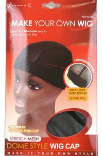 KIM & C Dome style Mesh Wig Cap