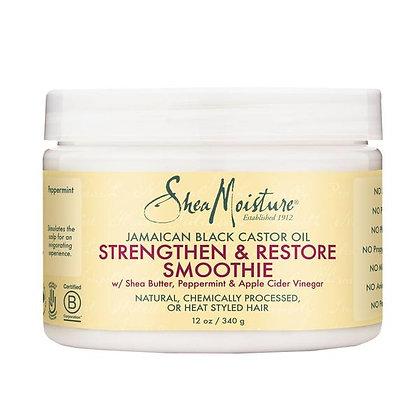 Shea Moisture Jamaican Black Castor Oil Strengthen & Restore Smoothie