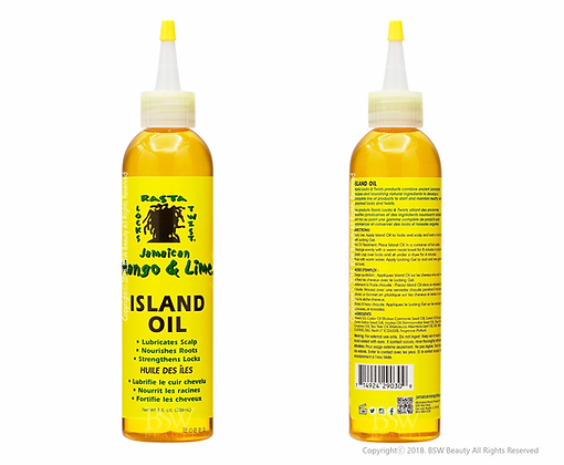 Jamaican Mango and Lime - Island oil