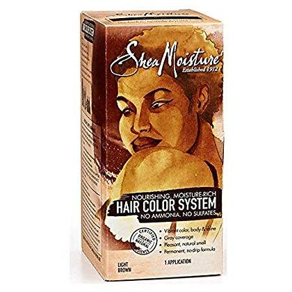 Shea Moisture Hair Color System Light Brown
