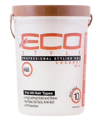 ECO STYLE Styling Gel [Coconut Oil]