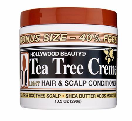Hollywood Beauty - Tea Tree Creme Hairdress