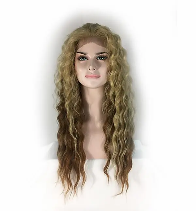 NANCY - Natural Way Lace Front Synthetic Wig