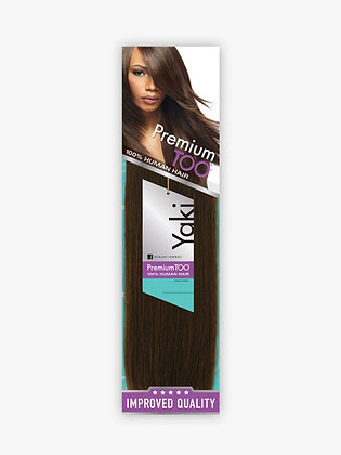 PremiumTOO - Sensationnel - Yaki Weave Human Hair Extensions