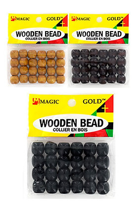 Magic Collection Wooden Bead