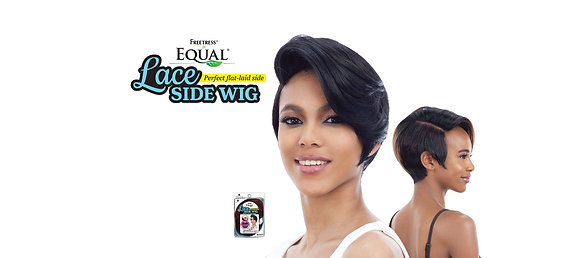 IC-001 - Equal Lace Side Synthetic Wig