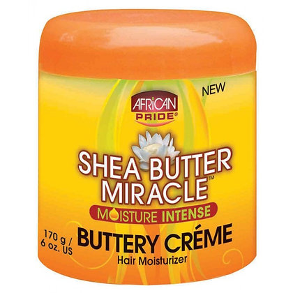 African Pride - Shea Miracle Buttery Creme