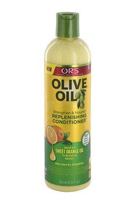 Original Root Stimulator (ORS) Olive Oil - Strengthen & Nourish Replenishing Con