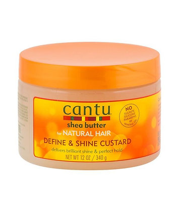 Cantu Natural Define and Shine Custard