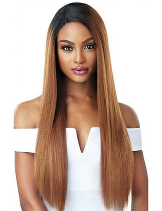 SAGE - Outre & Play Lace Front Human Hair Blend Wig