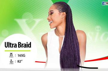 XPression Braid - ULTRA BRAID