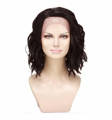 TIFFANY - Natural Way Lace Front Synthetic Wig