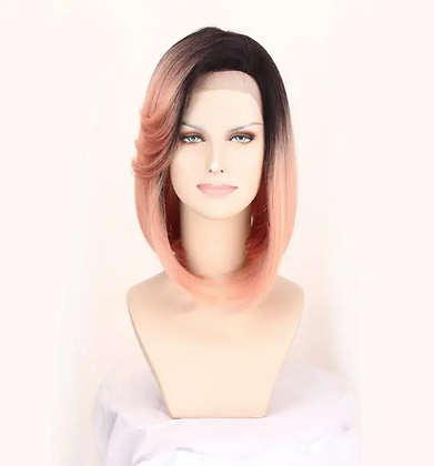 AMBER - Natural Way Lace Front Synthetic Wig