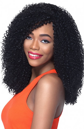 """Outre - XPression Braid - 4 in 1 Loop - Jerry Curl 14"""""""