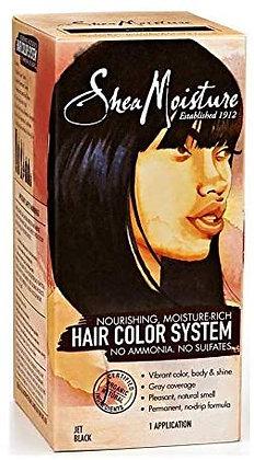 Shea Moisture Hair Color System Jet Black