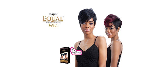 CHARLIE - Equal Synthetic Wig