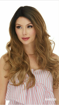 SELENA Lace Front - Sepia Wig Collection