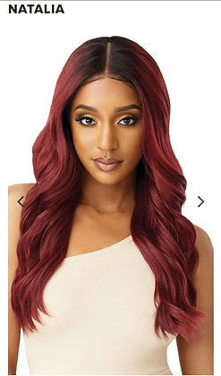 NATALIA - Outre Melted Hairline Lace Front Wig
